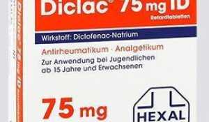 Описание противовоспалительного препарата Диклак