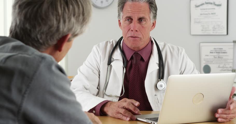 Выслушивание жалоб пациента