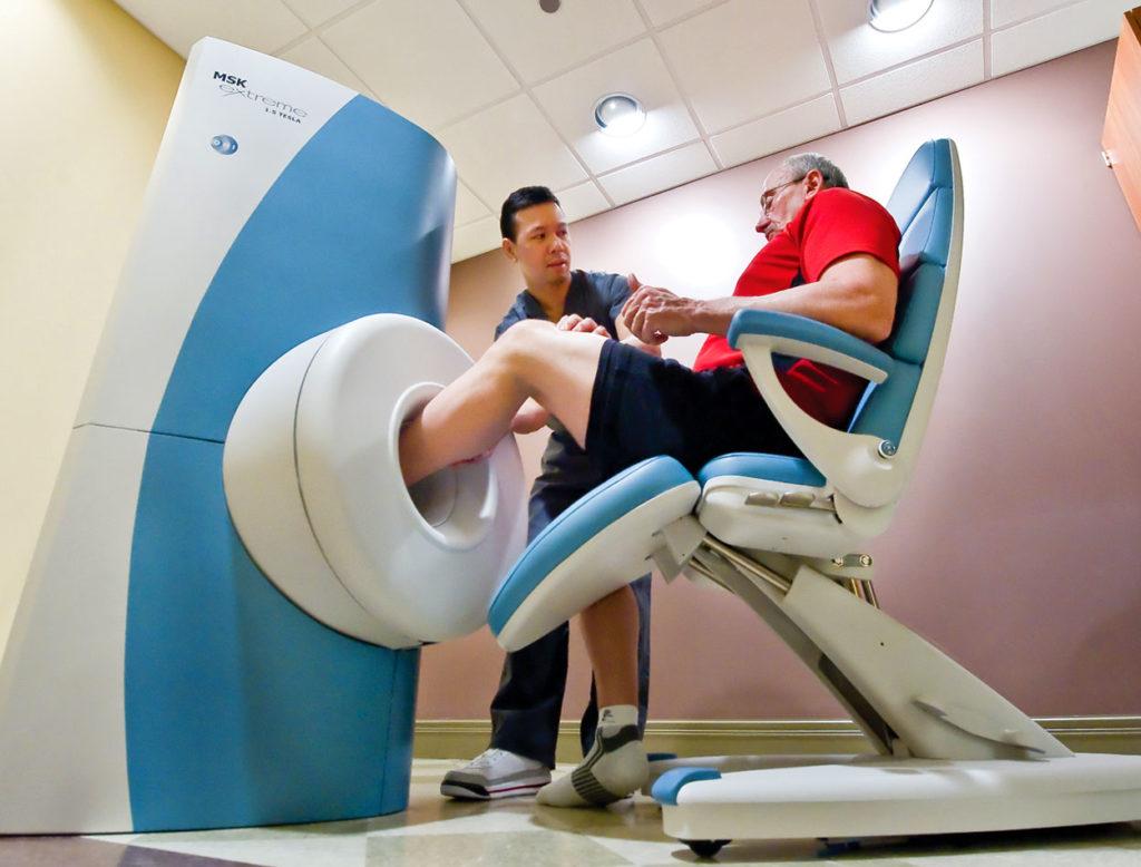 МРТ голеностопного сустава