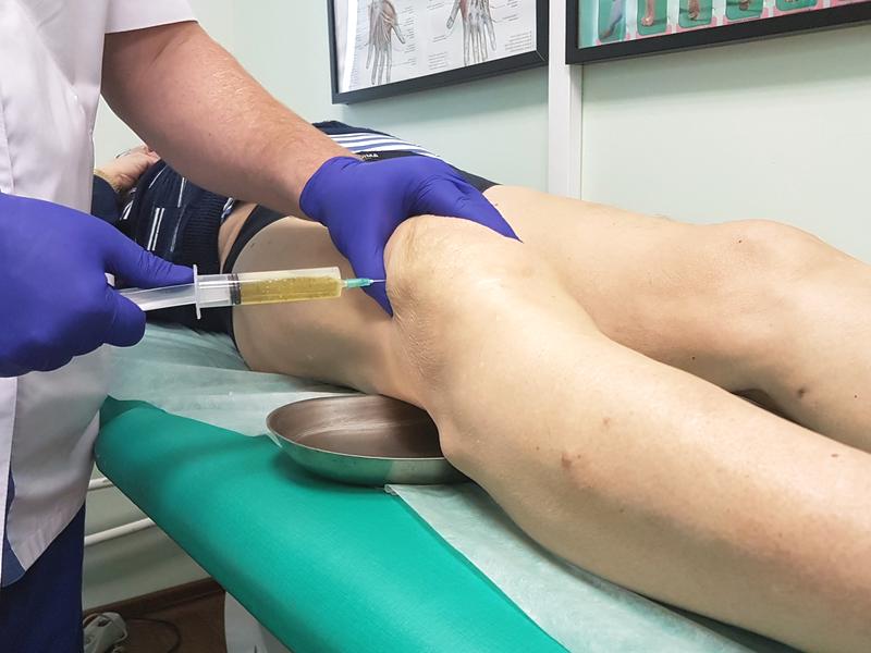 Пункция и биопсия внутренней жидкости