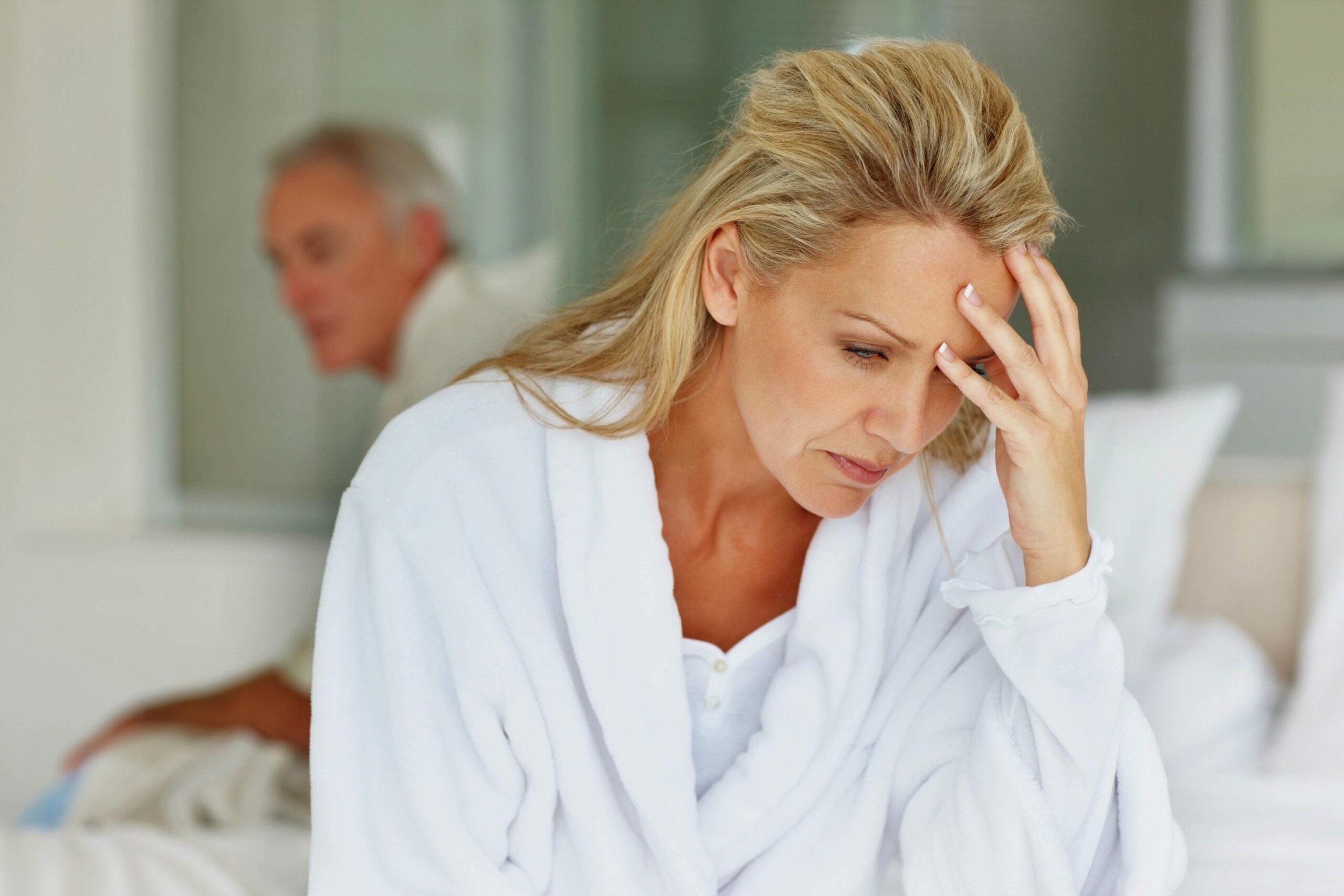 Как пережить климакс? Заместительная гормональная терапия