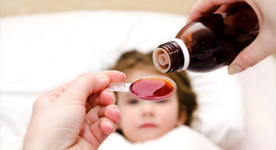 Жаропонижающие медикаменты, включающие ибупрофен