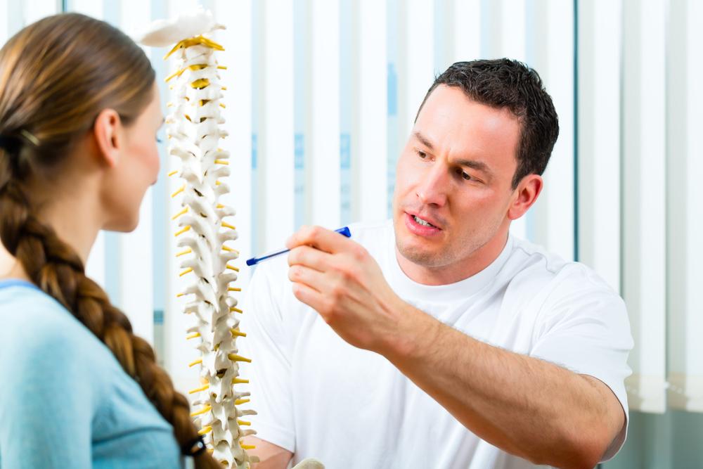 ЛФК индивидуально подбираться каждому больному остеохондрозом