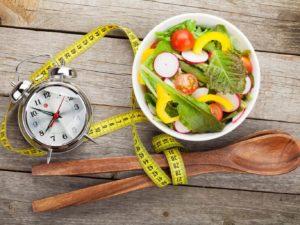 Правила инормы диеты