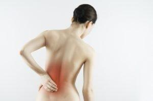 Напряжены длинные спинные мышцы