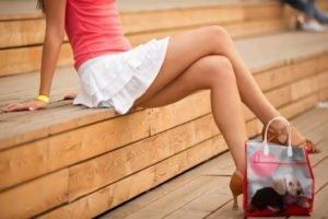 Физические нагрузки из-за неудобной обуви