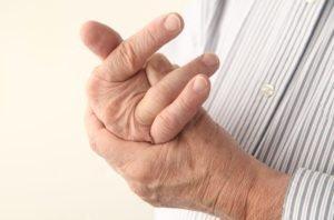 Сгибания пальцев