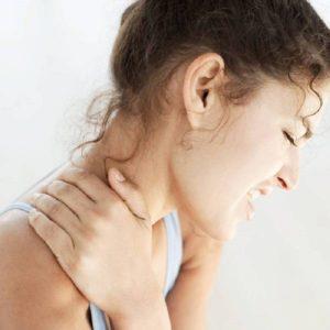 Боль при остеохондрозе в шейном отделе позвоночника