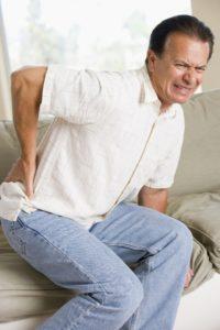 На первых двух этапах заболевания симптомы мало заметны