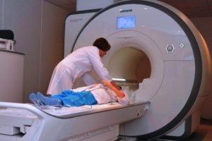 Инструментальное исследование с помощью МРТ