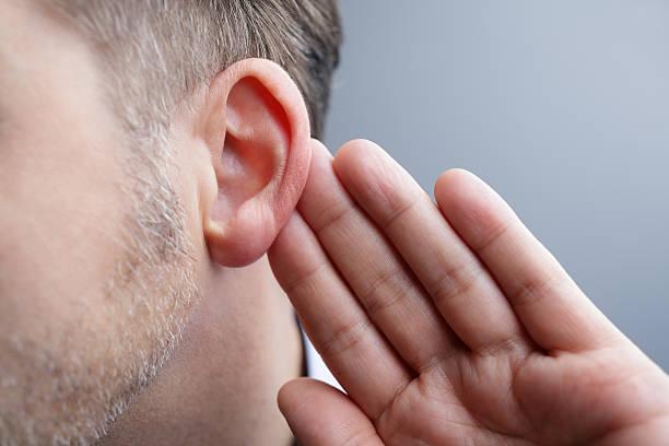 Резкая глухота