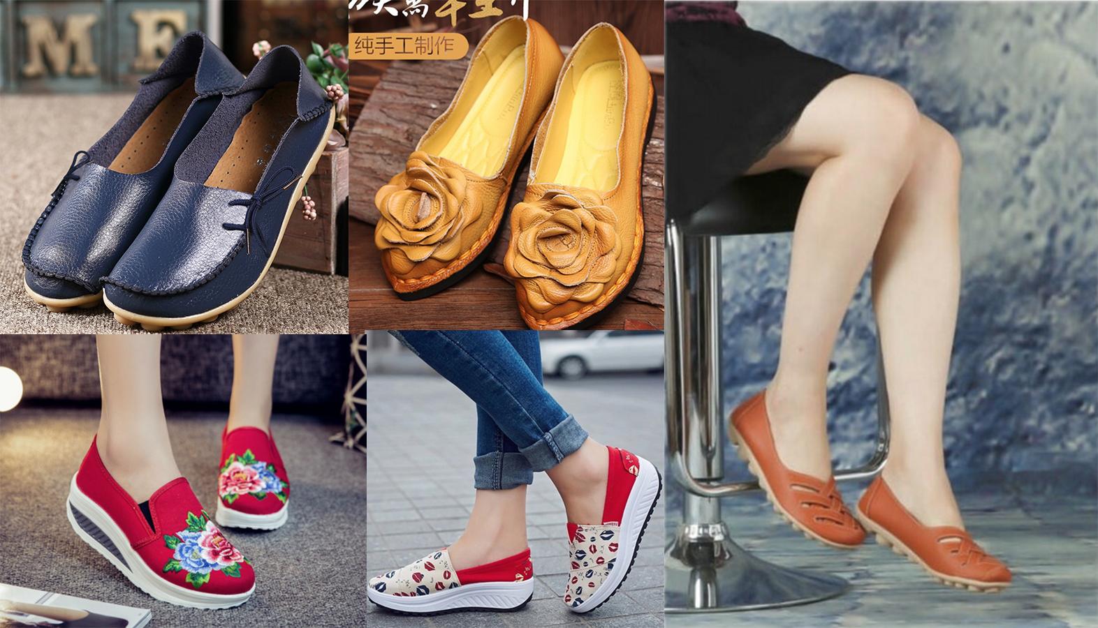 Оптимальные варианты обуви