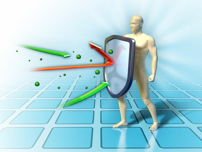 Укрепляются иммунные силы
