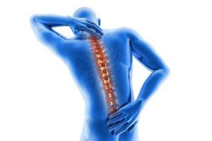 Боль и мышечный спазм