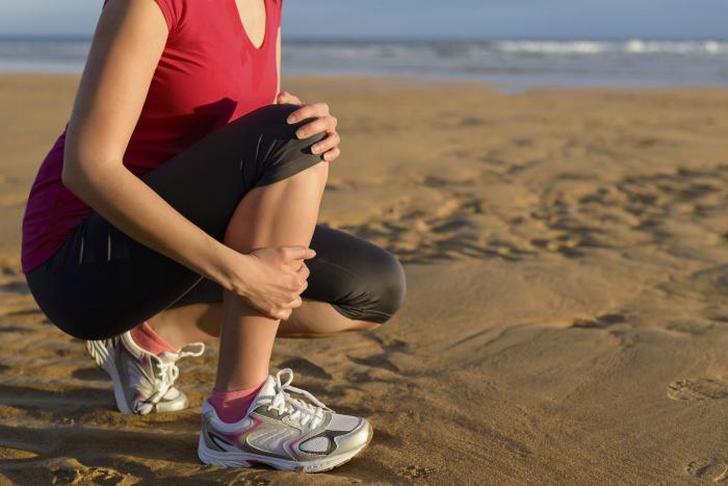 Болит голень после бега