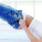 Использование для постоянной носки слишком тесной одежды