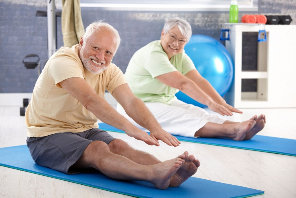 Лечение артроза с помощью лечебной физкультуры