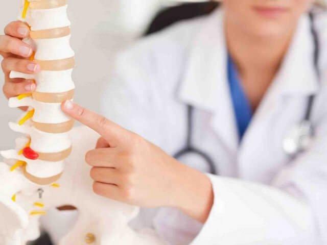 Лечение компрессионного перелома