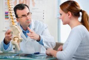 Лечение у вертебролога