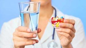 Назначаются витаминные препараты