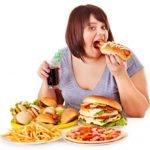 Неправильно составленный рацион питания