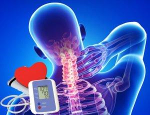 Низкое давление при остеохондрозе