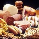Ограничить употребление вредных продуктов