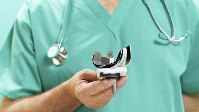 Оперативное вмешательство и эндопротезирование