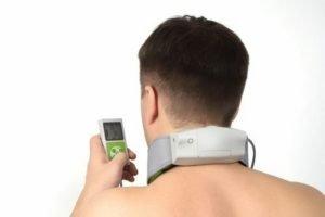 Специализированный физиотерапевтический аппарат для профилактики и лечения шейного остеохондроза