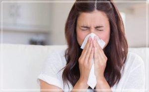 Простуда, вызванная переохлаждением