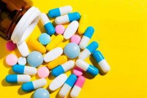 Таблетки и гели с хондроитином