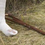 Травмы нижних конечностей