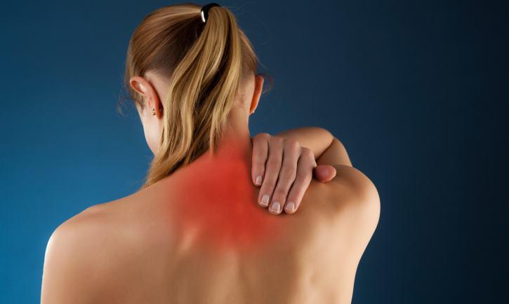 Тянущая боль в шее, пояснице