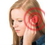 Ухудшение слуха и звон в ушах