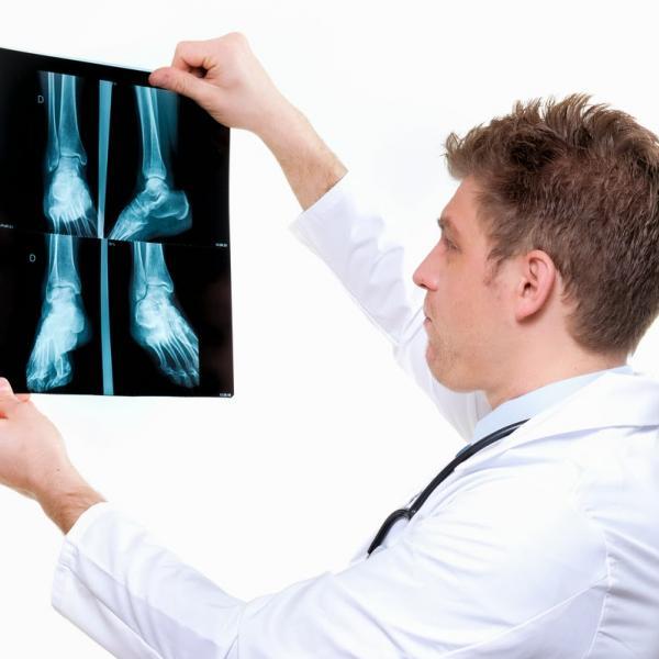 Визит к травматологу