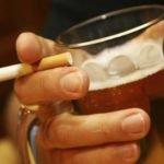 Злоупотребление алкоголем и никотином