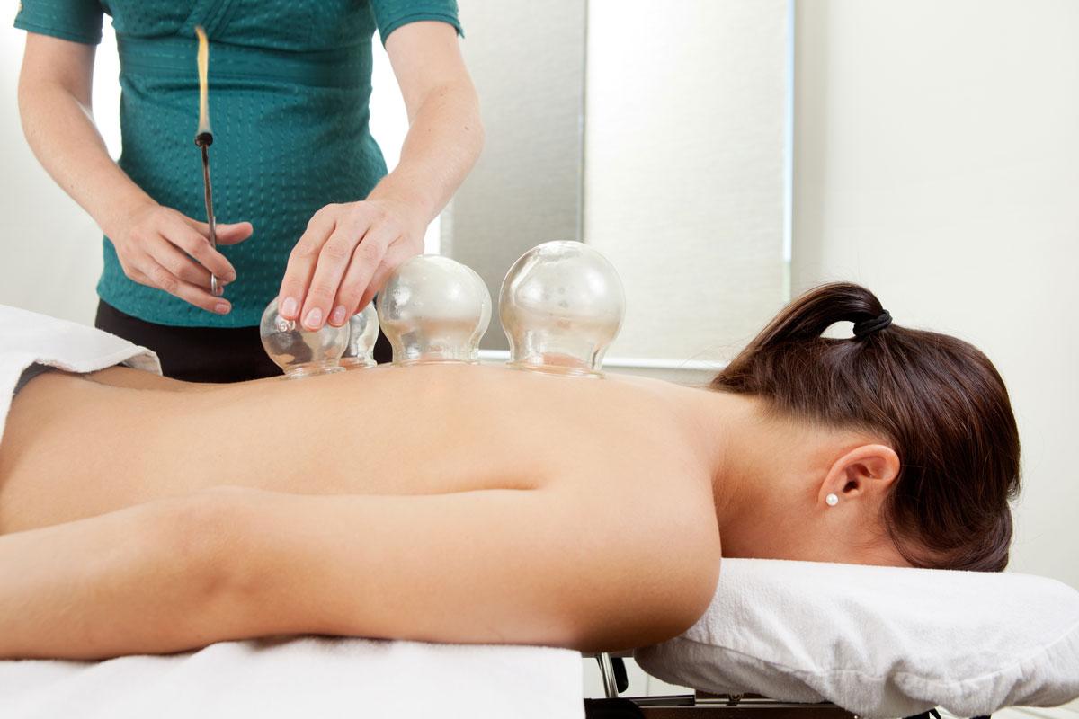 Вакуумная разновидность массажа