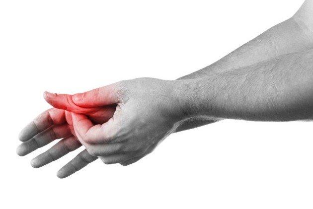 Симптомы стенозирующего лигаментита