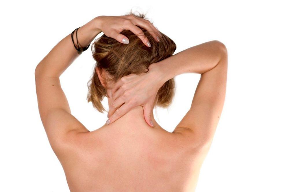 Не стоит носить повязки, если имеются проблемы с состоянием шеи или спины