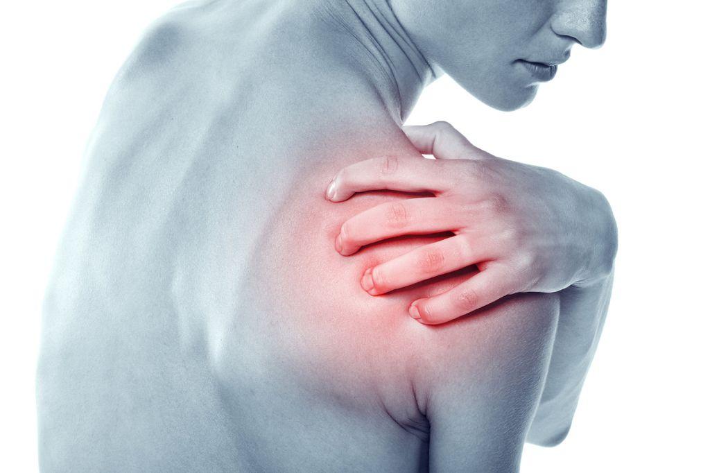 Характер и вид болей в плече