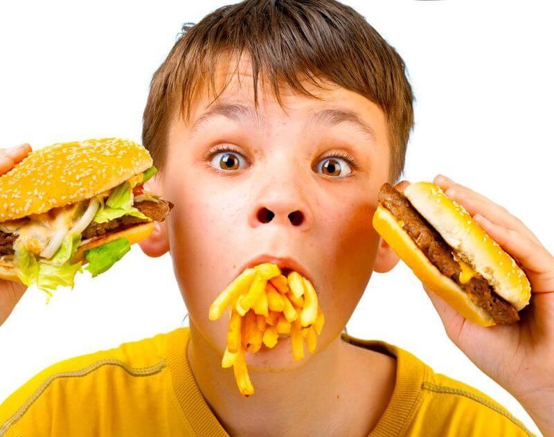 Неполноценное и несбалансированное питание