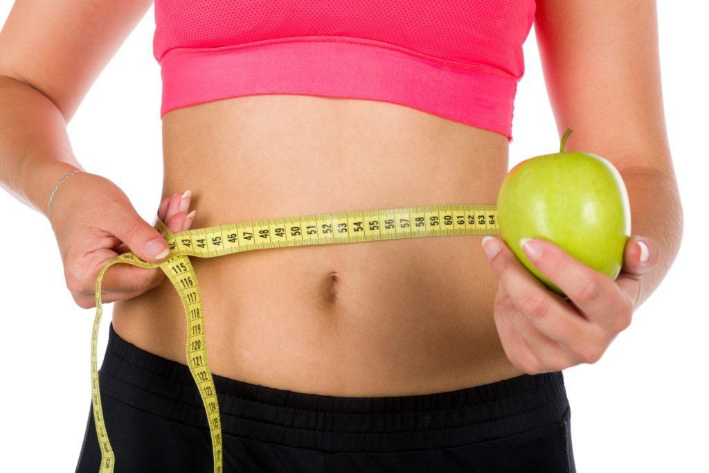 Нормализуйте массу тела