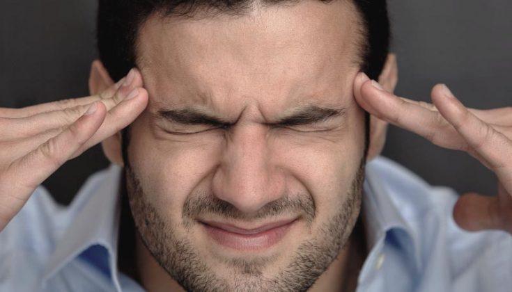 Резкая боль в голове