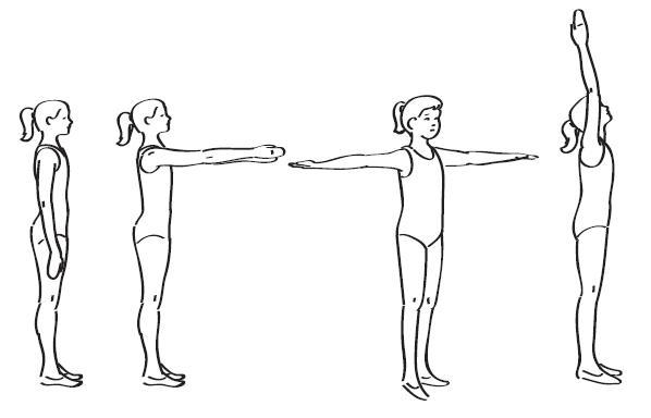 Упражнение при болевом синдроме