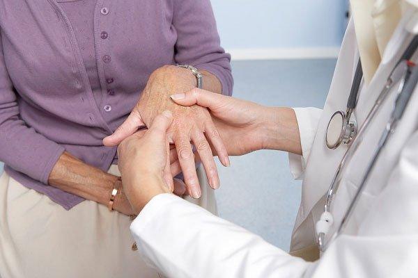 Диагностика перелома пястной кости
