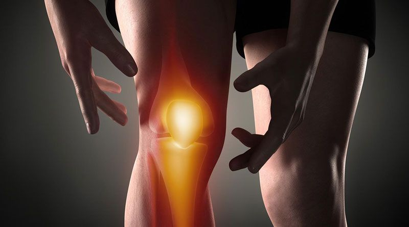 Реабилитация травмированного колена