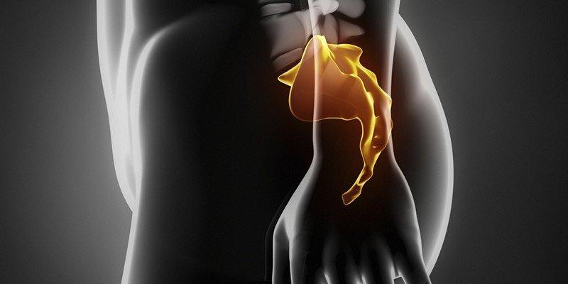 Причины остеохондроза копчика