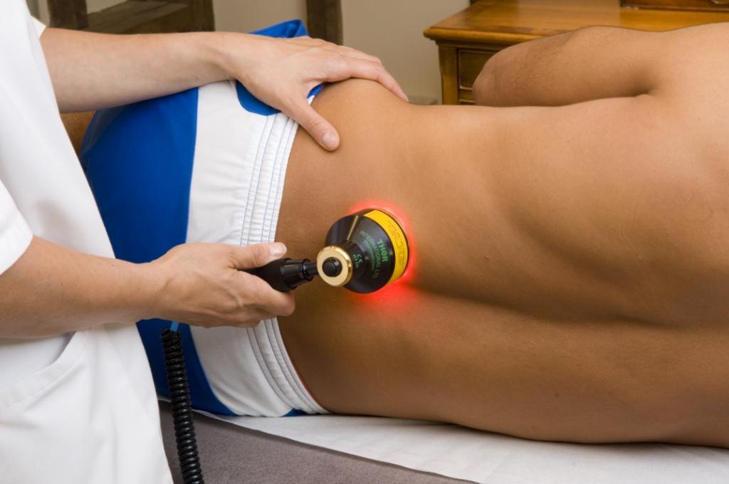 Магнито-лазерная Терапия