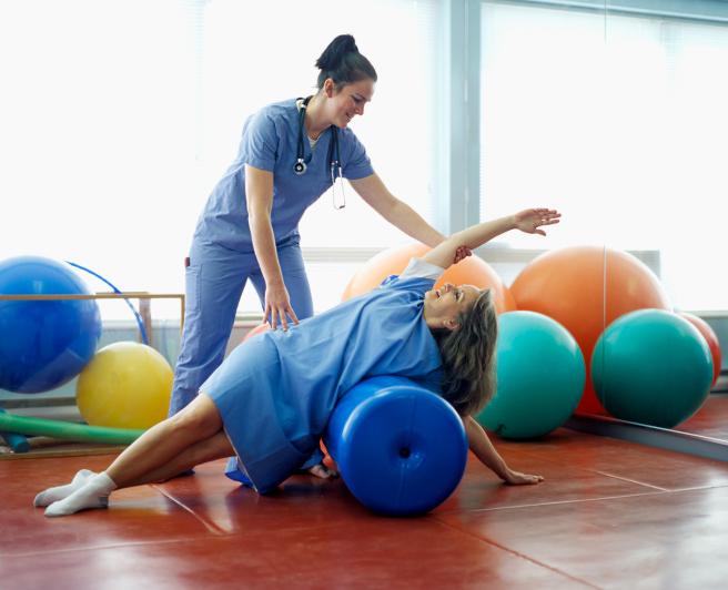 Лечебная физкультура при остеофитах