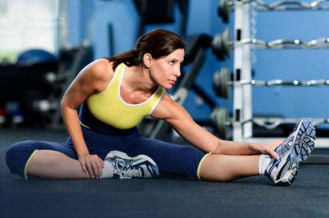 Подбирайте одежду, подходящую для спортивных тренировок